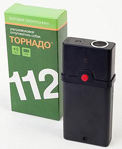 ОТПУГИВАТЕЛЬ СОБАК ТОРНАДО 112